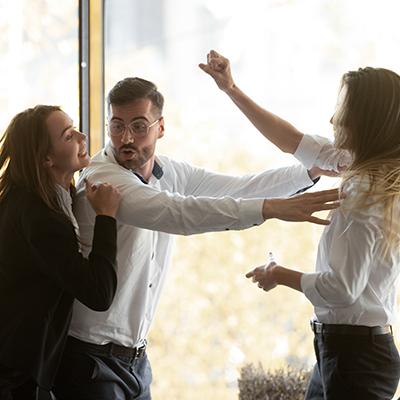 Scheidungsfall Streitschlichten Einigung finden Mediation Holger Quandt